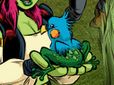 Frog-bird