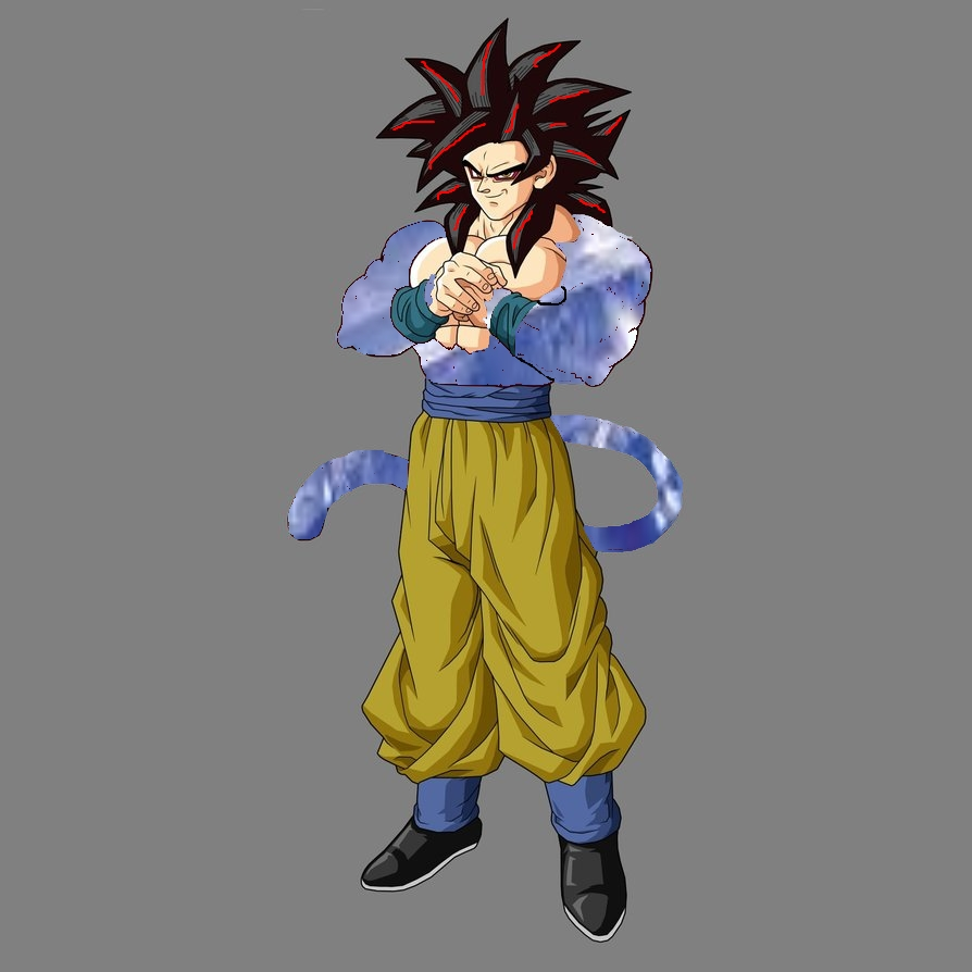 Goku SSJ4 v1 by drozdoo.jpg & Image - Goku SSJ4 v1 by drozdoo.jpg | The Lookout | FANDOM powered ...