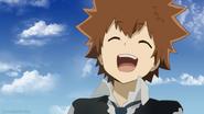 Odama Vegitax laughing