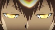 Ōdama Vegitax's eyes