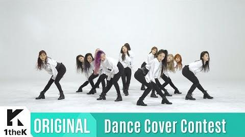 1theK Dance Cover Contest LOONA(이달의 소녀) Butterfly(mirrored ver