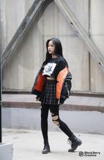 Olivia Hye Egoist BTS 8