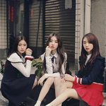 3Jin YeoJin debut photo