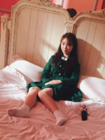 YeoJin Kiss Later BTS 1