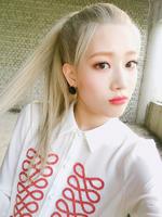Kim Lip Eclipse BTS 9