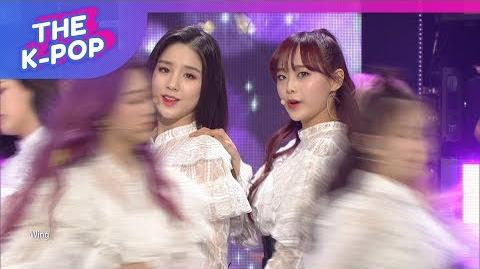 LOONA, Butterfly THE SHOW 190305