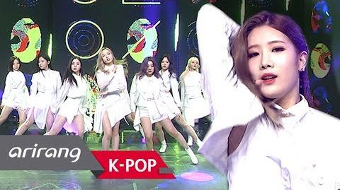 Simply K-Pop LOONA(이달의 소녀) Colors(색깔) Ep