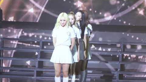 180819 이달의 소녀 LOONAbirth Perfect Love 진솔 직캠 LOONA JinSoul fancam