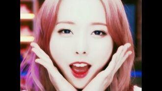 "MV 이달의 소녀 ViVi (LOONA 비비) ""Everyday I Love You (Feat. HaSeul)"""