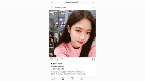 "Teaser 이달의 소녀 1 3 (LOOΠΔ 1 3) ""3월을 기다려 (Valentine Girl)"" Preview Ver"
