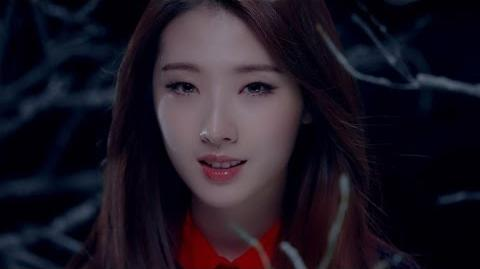 "MV 이달의 소녀 하슬 (LOOΠΔ HaSeul) ""소년, 소녀 (Let Me In)"""