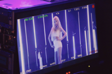 JinSoul Singing in the Rain BTS 3