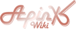Apink Wiki Wordmark