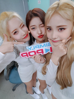 ODD EYE CIRCLE Sweet Crazy Love Simply Kpop