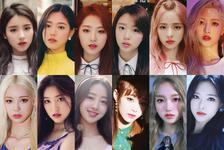 LOONA Naver profile photo