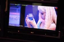 JinSoul Singing in the Rain BTS 6