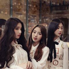 HaSeul&HeeJin&HyunJin #1