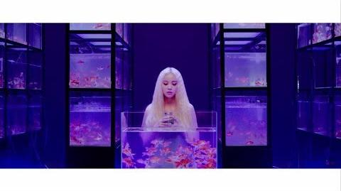 "MV 이달의 소녀 진솔 (LOONA JinSoul) ""Singing in the Rain"""
