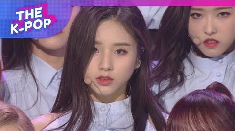 LOONA, Butterfly THE SHOW 190226