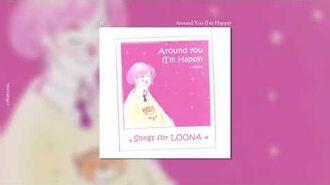 Around You (I'm Happy) (Lyric Video) orbiverse