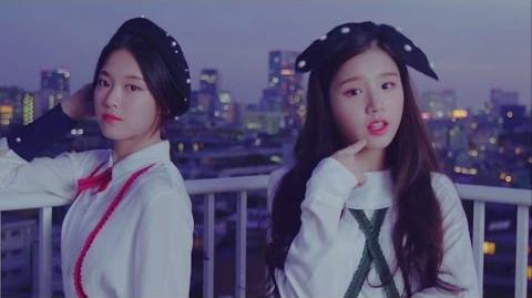 "MV 이달의 소녀 희진, 현진 (LOOΠΔ HeeJin, HyunJin) ""I'll Be There"""
