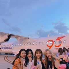 18.05.03 (Seoul🛫Praha🛬Budapest<br />Thank you for the warm welcome)