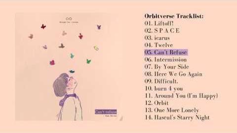 "FULL ALBUM 이달의 소녀 (LOONA) ""orbitverse"""