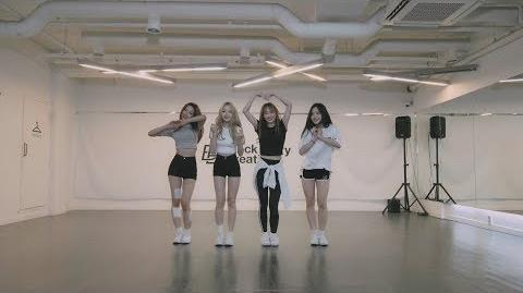 """이달의 소녀 yyxy (LOONA yyxy) """"love4eva (feat. Grimes)"""" Choreography Practice"""