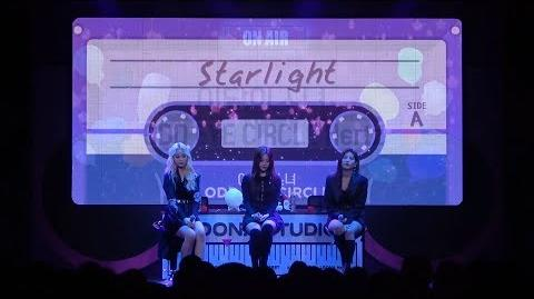 "ODD EYE CIRCLE ""Starlight (LOONA Studio Live)"""