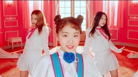 "MV 이달의 소녀 여진 (LOOΠΔ YeoJin) ""키스는 다음에 (Kiss Later)"""