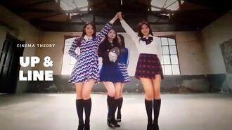 LOONA 1 3 Choerry 이달의소녀 삼본의일 최리 Love&Live 2.0 지금 더, 좋아해 Cinema Theory Up & Line