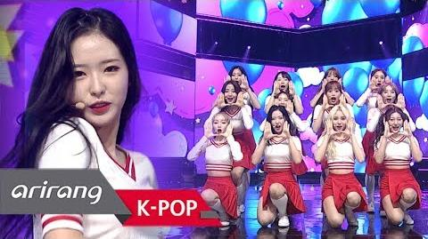 Simply K-Pop LOONA(이달의소녀) Hi High Ep