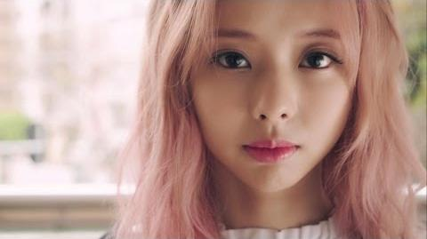 "MV 이달의 소녀 ViVi (LOOΠΔ 비비) ""Everyday I Need You (Feat. JinSoul)"""