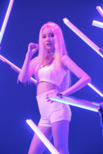 JinSoul Singing in the Rain BTS 1