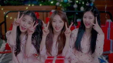"MV 이달의 소녀 희진, 현진, 하슬 (LOOΠΔ HeeJin, HyunJin, HaSeul) ""The Carol"""