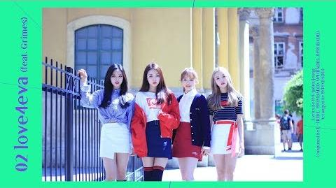 "Preview 이달의 소녀 yyxy (LOONA yyxy) Mini Album ""beauty&thebeat"""