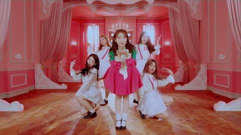 "MV 이달의 소녀 여진 (LOONA YeoJin) ""키스는 다음에 (Kiss Later)"" Choreography Ver"