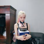 JinSoul Singing in the Rain BTS 9