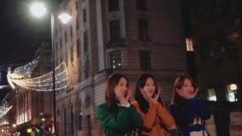 "Teaser 이달의 소녀 (LOONA) ""London"""
