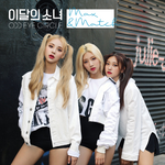 ODD EYE CIRCLE Max and Match limited cover art