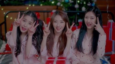 "MV 이달의 소녀 희진, 현진, 하슬 (LOONA HeeJin, HyunJin, HaSeul) ""The Carol"""
