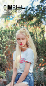 ODD EYE CIRCLE Mix and Match JinSoul