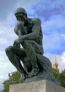 wikipedia:The Thinker