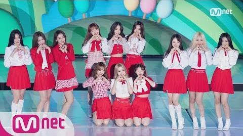 2018 MAMA PREMIERE in KOREA LOONA 3 1 ODD EYE CIRCLE yyxy Love&Live Girl Front love4eva Hi High 18