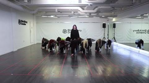 "이달의 소녀 (LOONA) ""Butterfly"" Dance Practice Video"