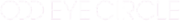 ODD EYE CIRCLE Logo white