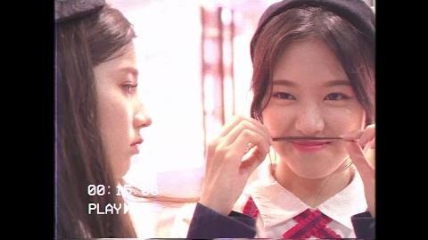 "Teaser 이달의 소녀 희진&현진 (LOONA HeeJin&HyunJin) ""I'll Be There"""