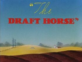 08-drafthorse