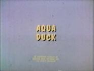 Lt aqua duck the bugs bunny show