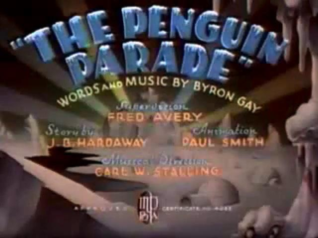 The Penguin Parade